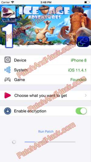 Ice Age Adventures Hack and patch