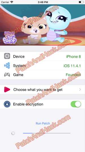 Littlest Pet Shop Hack and patch