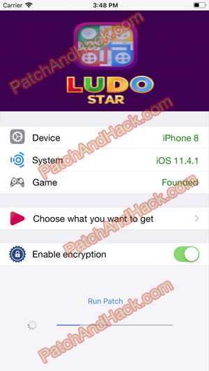 Ludo Star Hack and patch