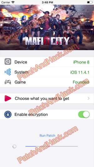 Mafia City Hack and patch