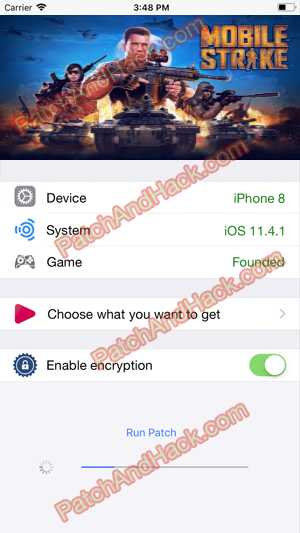 Mobile Strike Hack and patch