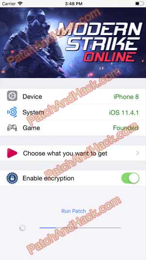 Modern Strike Online Hack and patch