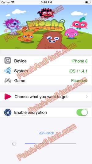 Moshi Monsters Hack and patch