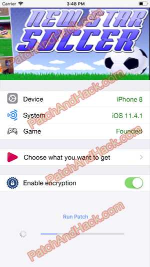 New Star Soccer Hack and patch