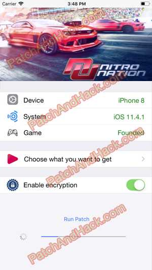 Nitro Nation Drag Racing Hack and patch