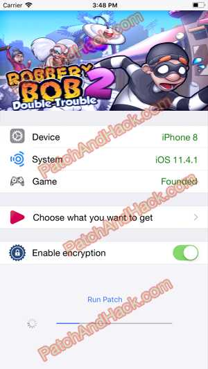 Robbery Bob 2 Hack and patch