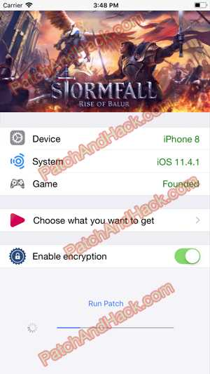 Stormfall: Rise of Balur Hack and patch