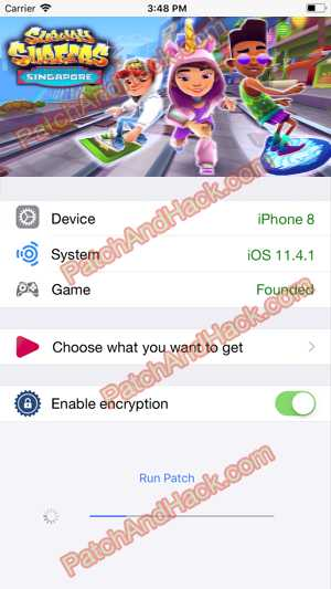 Subway Surfers Hack and patch