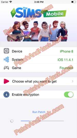The Sims Mobile Hack and patch