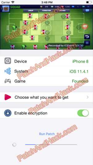 Top Eleven 2018 Hack and patch