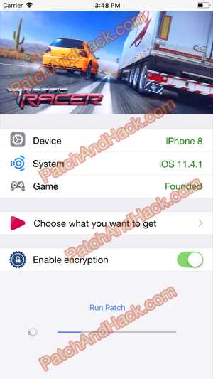 Traffic Racer Hack and patch